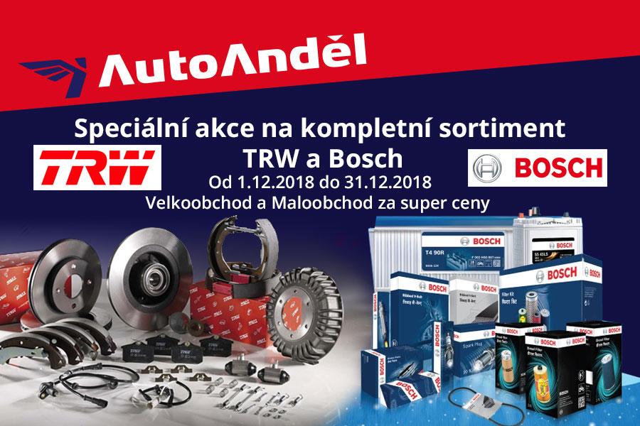 Akce TRW a Bosch