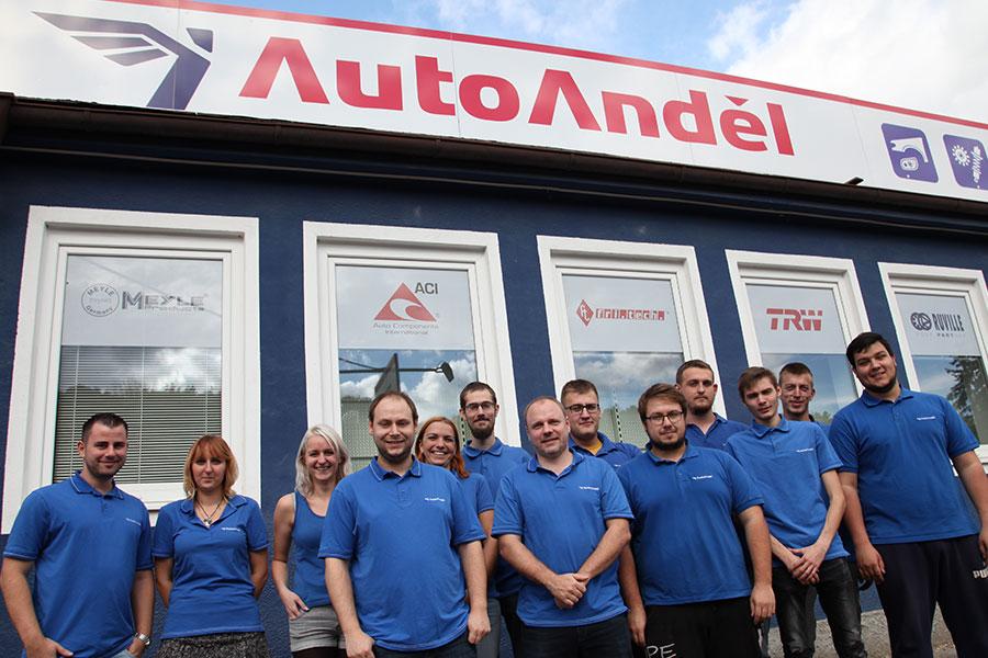 Team Auto Anděl