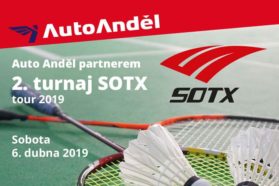 2. turnaj SOTX tour 2019