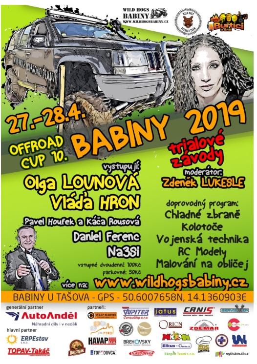 Babiny 2019 10. ročník