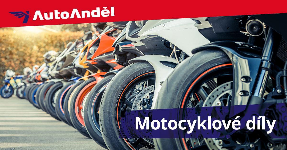 Motocyklové díly
