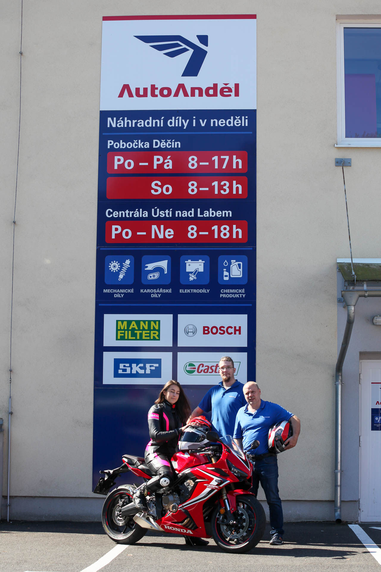 Pobočka Děčín fotogalerie 1