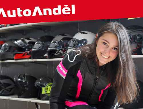 Motocyklové oblečení a vybavení od ACI