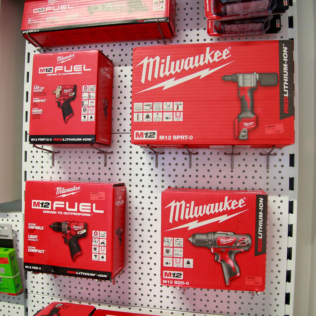 Nářadí Milwaukee