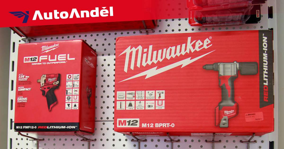 Milwaukee nářadí