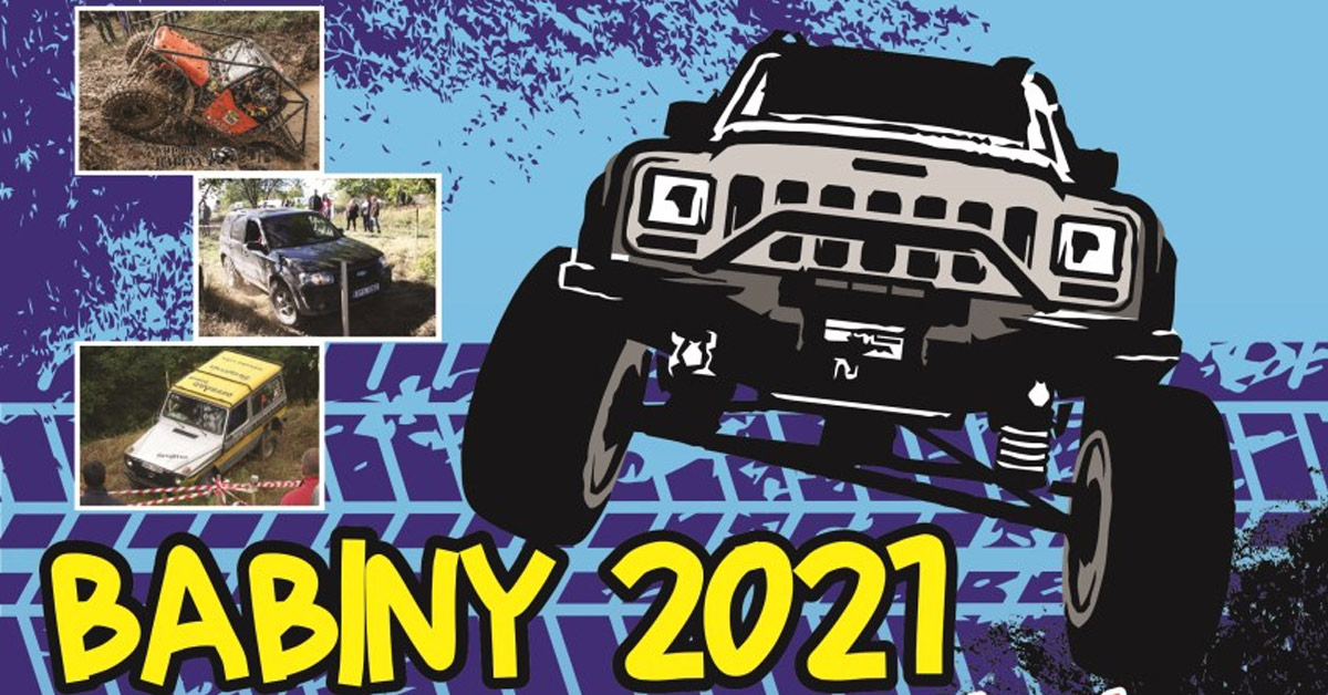 Babiny 2021 offroad