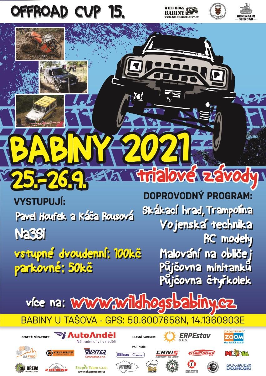 Babiny 2021 1